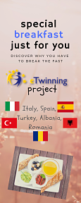 Proyecto eTwinning «Break the fast»