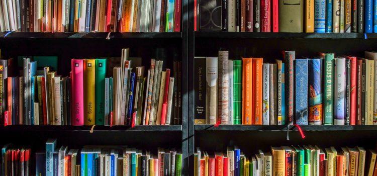 Listado de Libros Curso 2019-2010