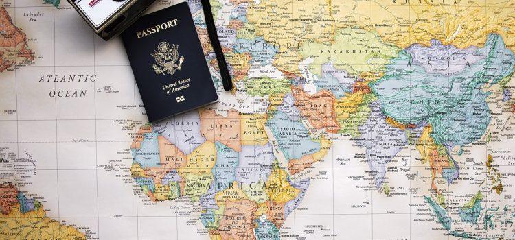 Número de cuenta para viajes